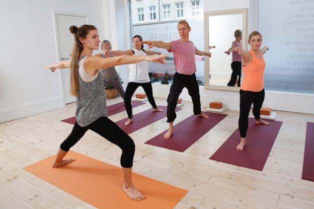 Yoga Workshop, Yogahold, Triyoga, Behandlerkollektivet