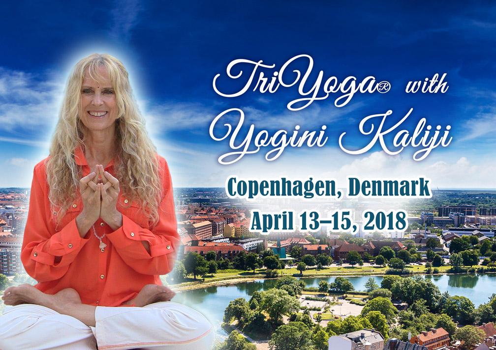 Tri Yoga Kaliji Europe Denmark Copenhagen